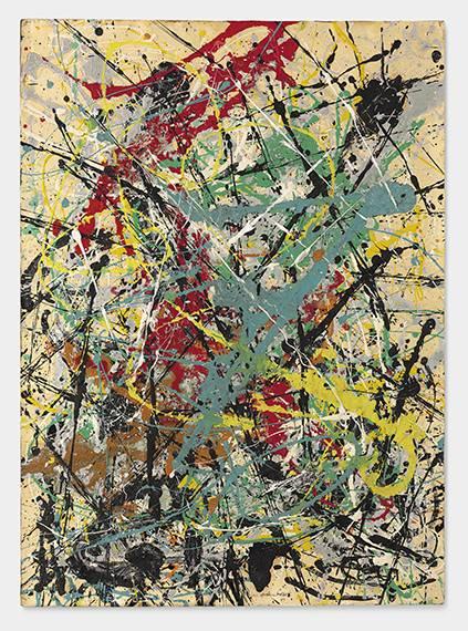 Jackson Pollock Nº16