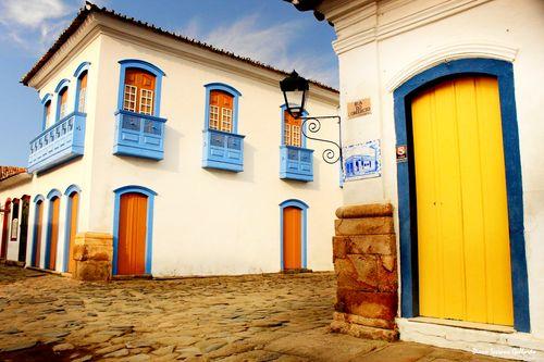 Lugares que ver antes de hacerte viejo: Paraty (Brasil) >> Paco Nadal >> El Viajero >> Blogs EL PAÍS