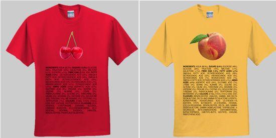 Camisetas anti quimiofobia