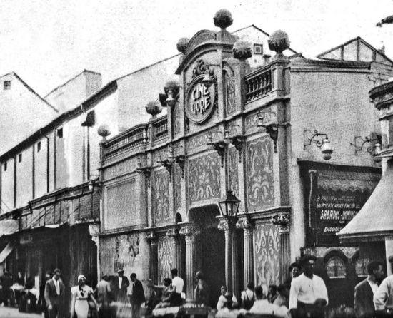 Old Cine Doré