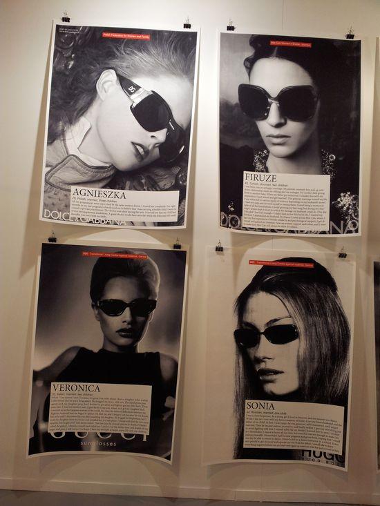 Sanja Ivekovic  Sunglasses