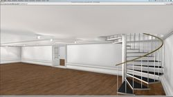 Sala 3D de la Galerie Bel'Art