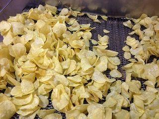 Patatas fritas, gran especialidad del lugar