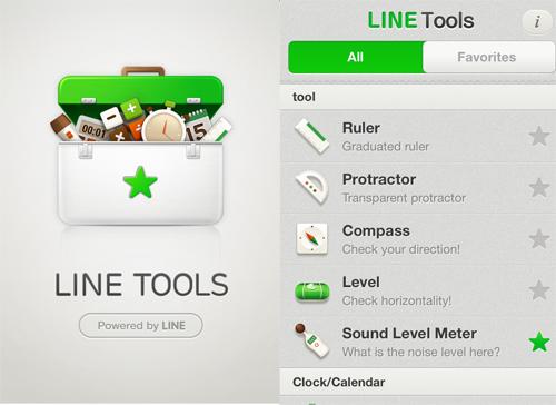 Aplicacion line tools 500