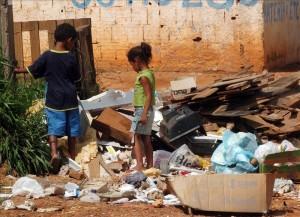 Pobreza brasil