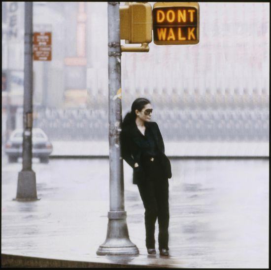 Yoko Ono_Walking_On_Thin_Ice_1981