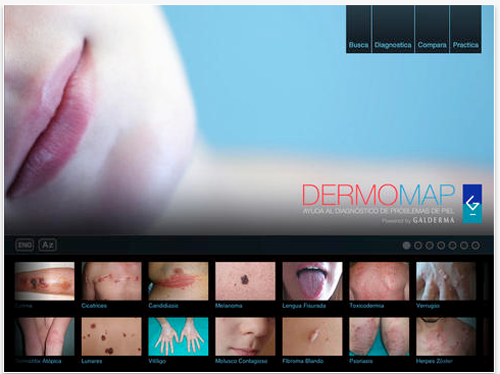 Dermo map
