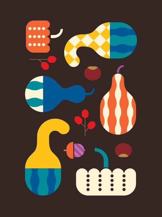Autumn-gourds-print-christopher-dina