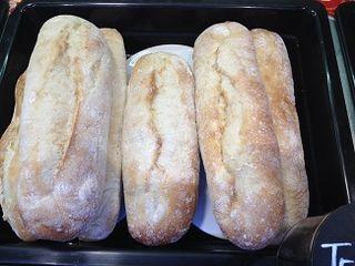 El pan, uno de los secretos de Butifarring