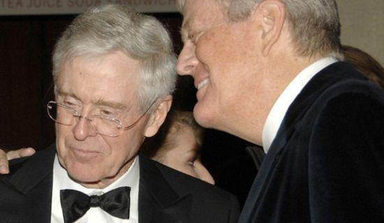 Charles y David Koch