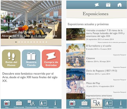 Museo thyssen app