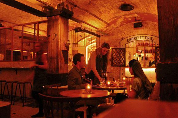 Interior del Palmers&Co, uno de los pubs escondidos de Sidney