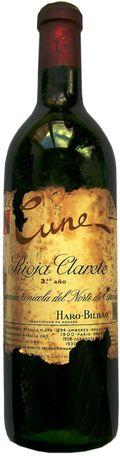 Rioja clareta