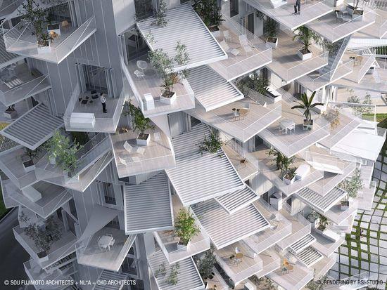 La Verdadera Magnitud: Los Edificios Del Futuro Romperán Los Perímetros