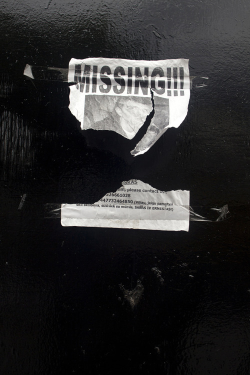 Missingtelefono