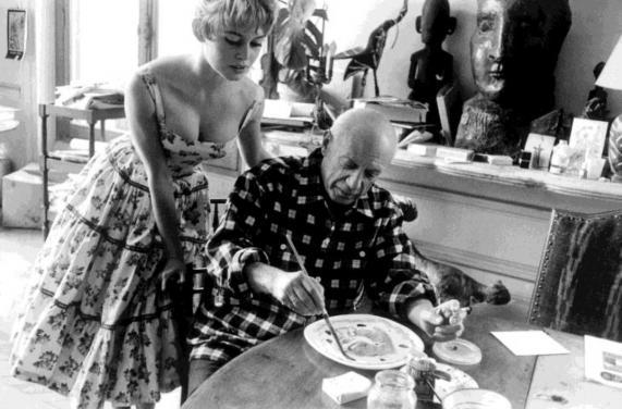 Picasso Estudio Bardot