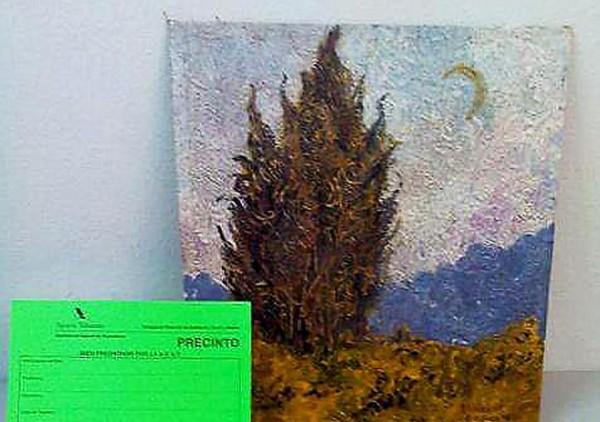 Van Gogh apertura