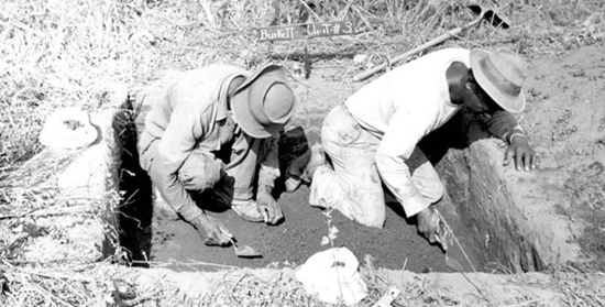 African-American-Archeologists. Desconocido