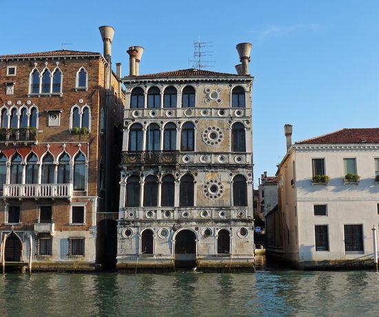Palacio Ca'Dario, el palacio que mata. (Venecia, Italia).