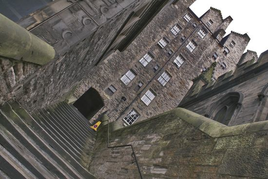 Mary King's Close (Edimburgo, Escocia)