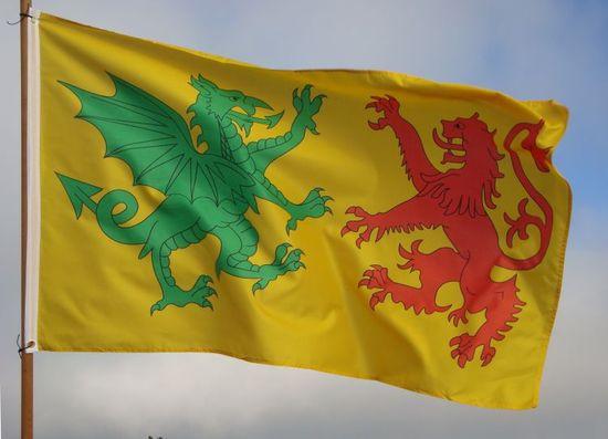 Bandeira reino suevo gallaecia
