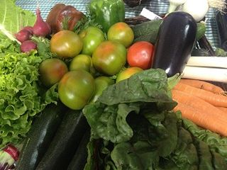 Las magníficas verduras de Villa del Prado