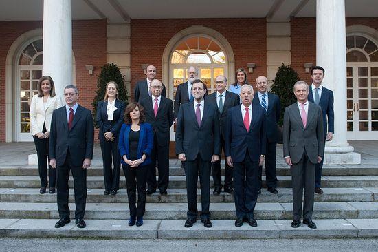 Gabinete Rajoy
