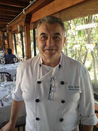 Julián García, ganador del 53 Concurso de paella valenciana de Sueca