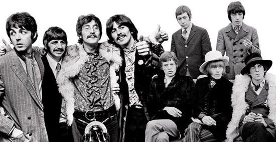 Beatles-Rolling-Stones