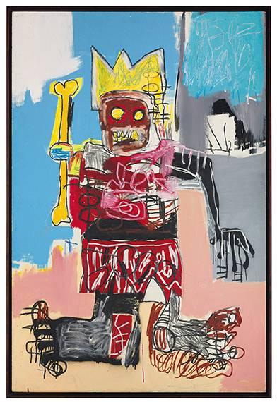 Basquiat U 1982
