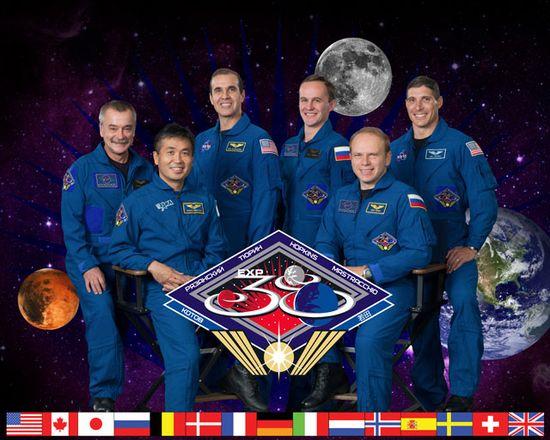 Nochevieja en la Estación Espacial Internacional  >> El Viajero Astuto >> Blogs EL PAÍS