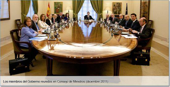 Consejo_Ministros españa