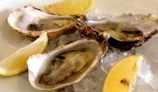 3 ostras