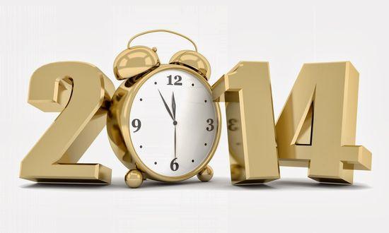 Reloj 2014