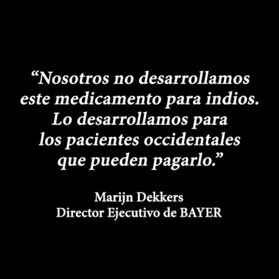 Bayer-declaracion