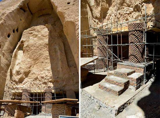 Bamiyan-Buddhas