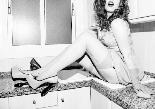 Venus O'Hara by Yuky Lutz Shoes by Ainsley-T
