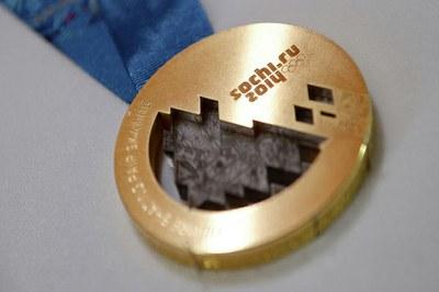 Medalla sochi