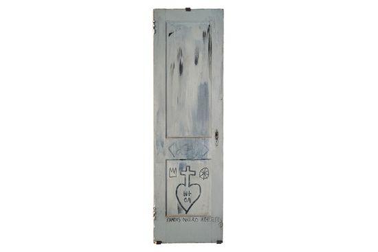 Basquiat Puerta