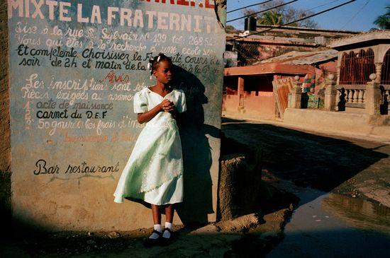 © JANE EVELYN ATWOOD - Haiti
