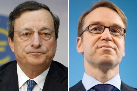 Draghi-vs.-Weidmann