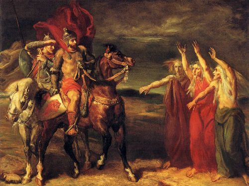 Macbeth-Banquo-brujas