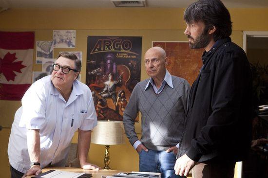 Argo - Goodman, Arkin and Affleck