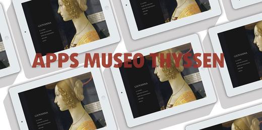 Apps museo thyssen