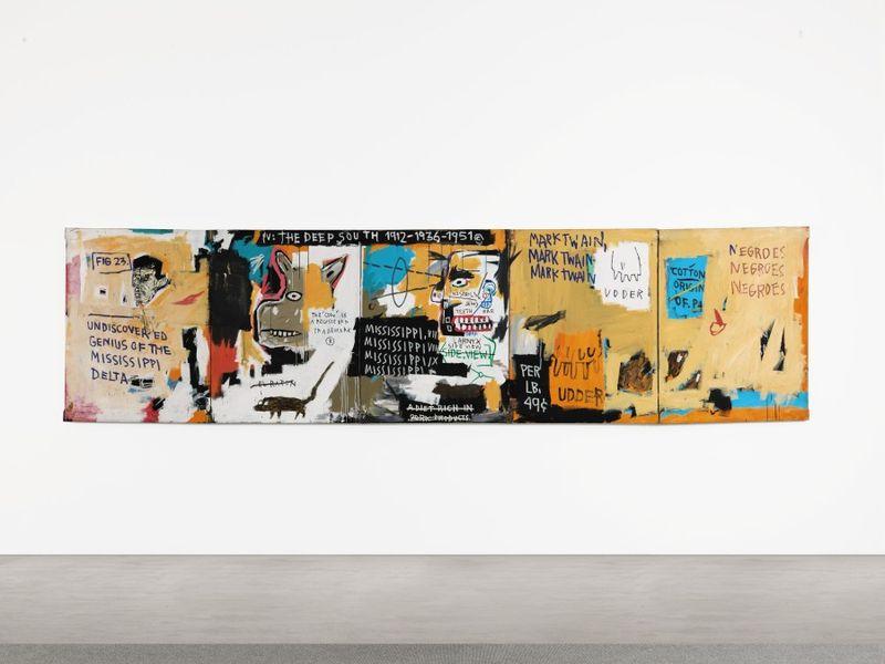 Basquiat apertura