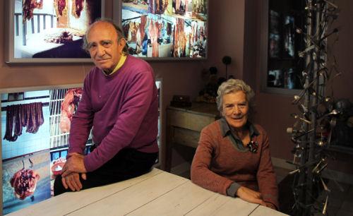 Marcos y Elena Rueda