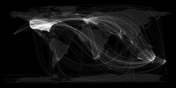 Cadena favores global