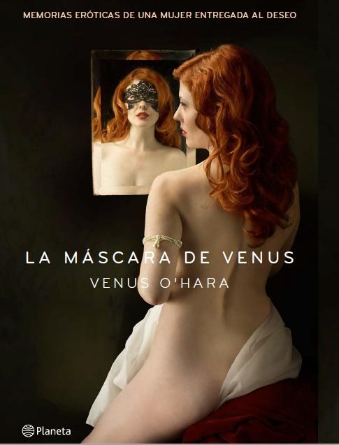 La mascara de Venus portada