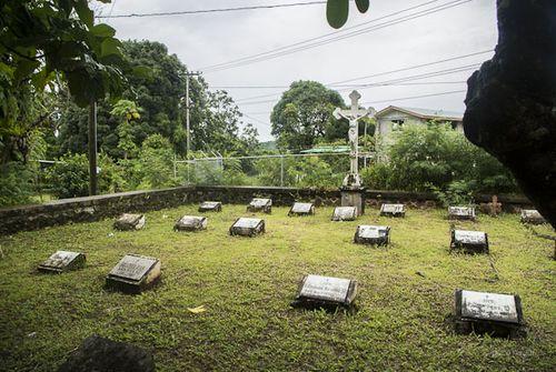 Cementerio español Pohnpei-Paco Nadal