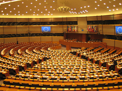 Foto del Parlamento Europeo